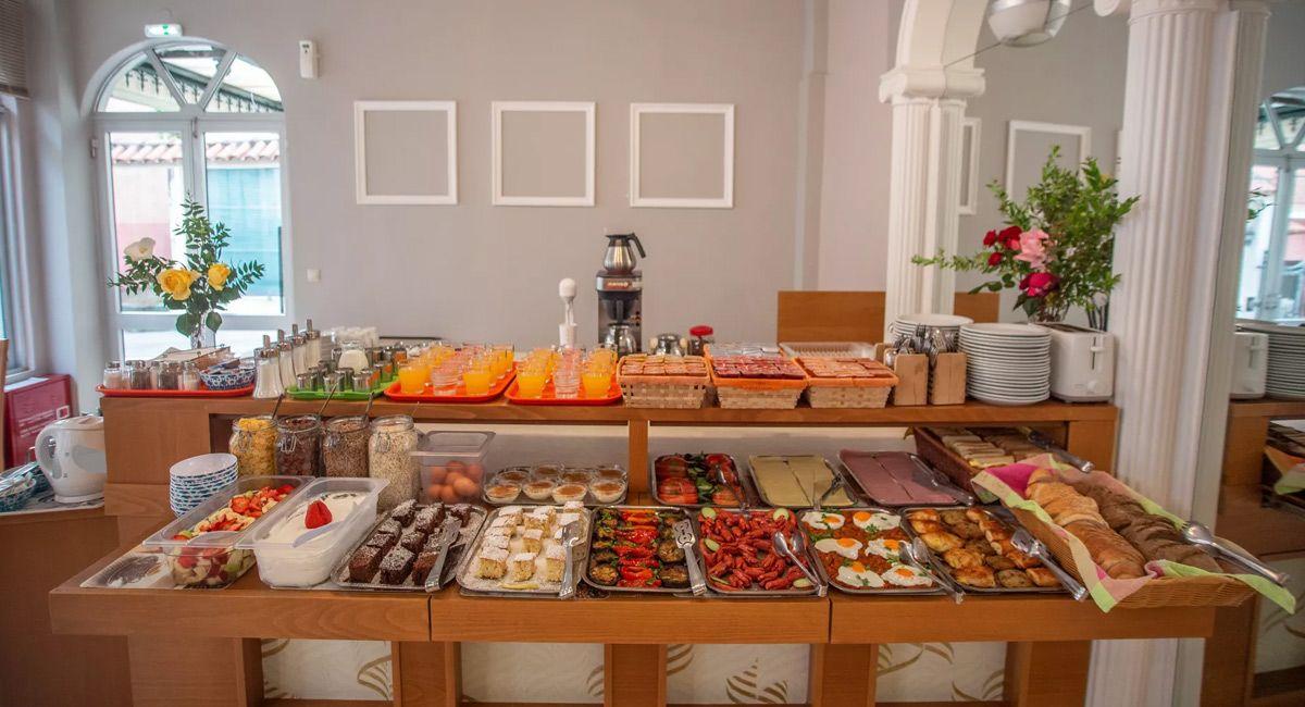 Bella Vista Hotel Studios Corfu