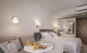 Bio Suites Hotel (incl. auto)