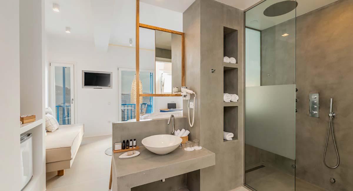Bluetopia Suites Mykonos