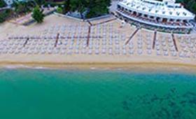 Bomo Tosca Beach (incl. auto)