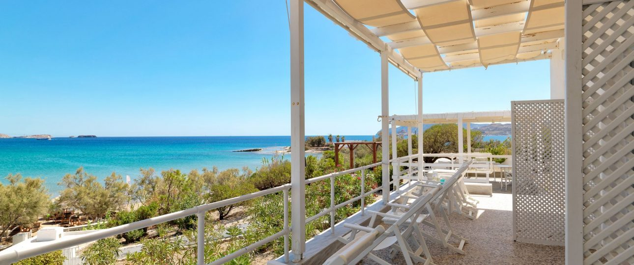 Bonatsa Beach House Cyclades
