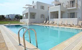Boudari Boutique Hotel & Suites Paros