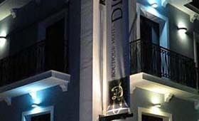 Boutique Hotel Dioni (incl. auto)