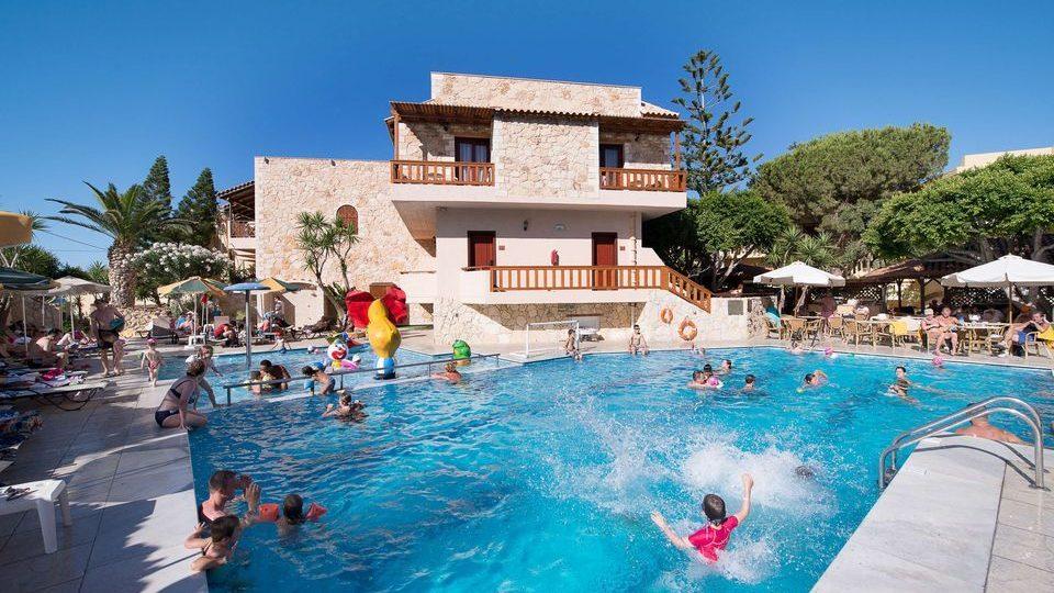 Cactus Beach Hotel Kreta