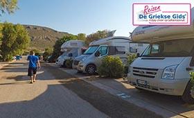 Bungalow Camping Simos Beach