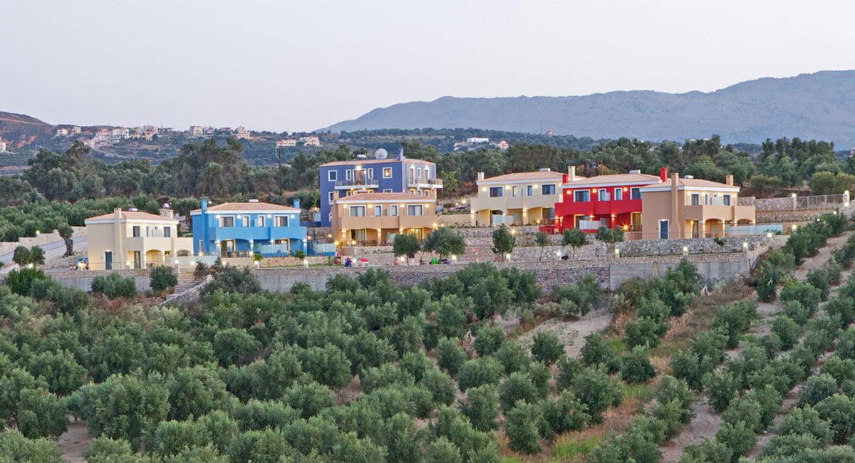 Carme Villas Kreta