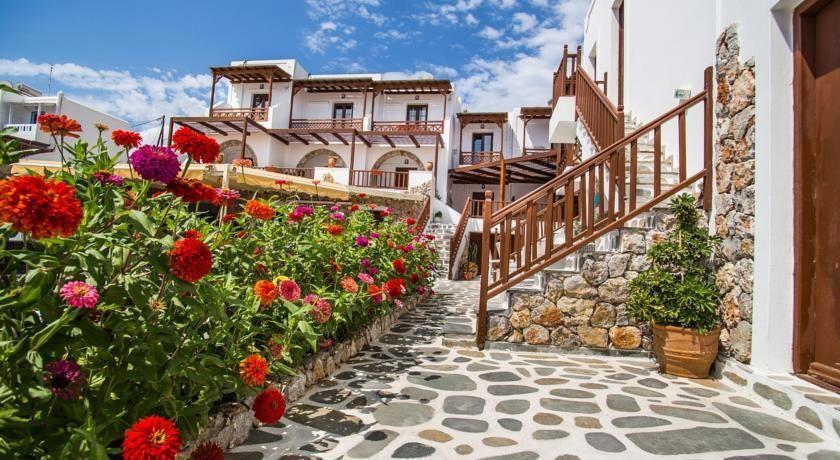 Castillio Hotel Astypalaia
