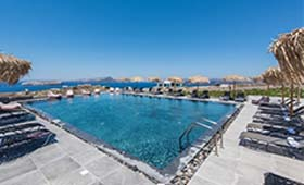 Cavo Santo Santorini