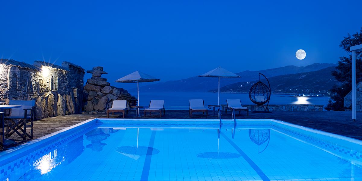 Cavos Bay Ikaria