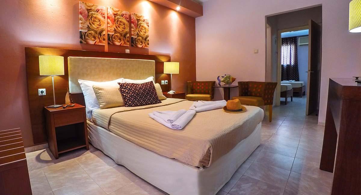 Chryssi Akti Hotel Andros