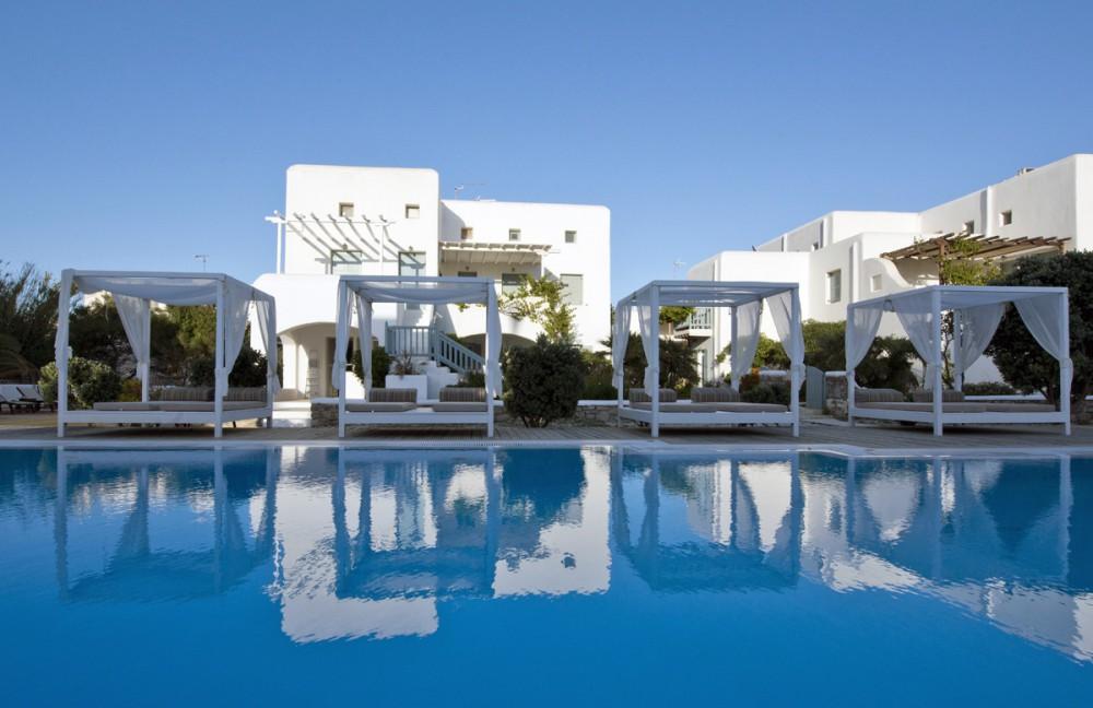 Corfos Hotel Mykonos