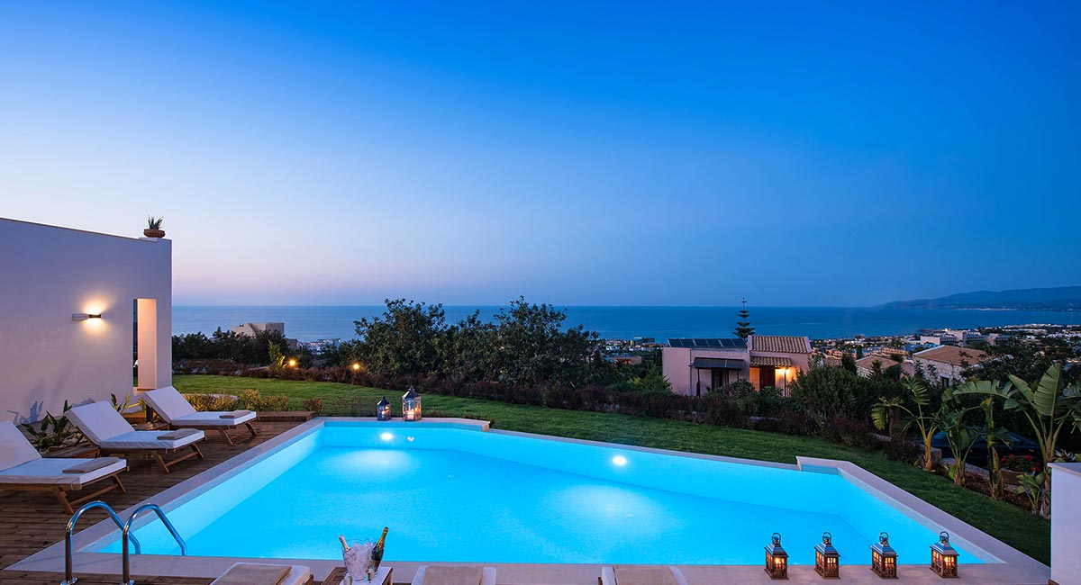 Creta Blue Suites Koutouloufari