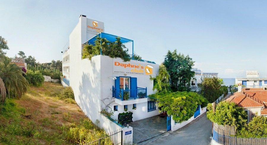 Daphnes Club Hotel Xylokastro