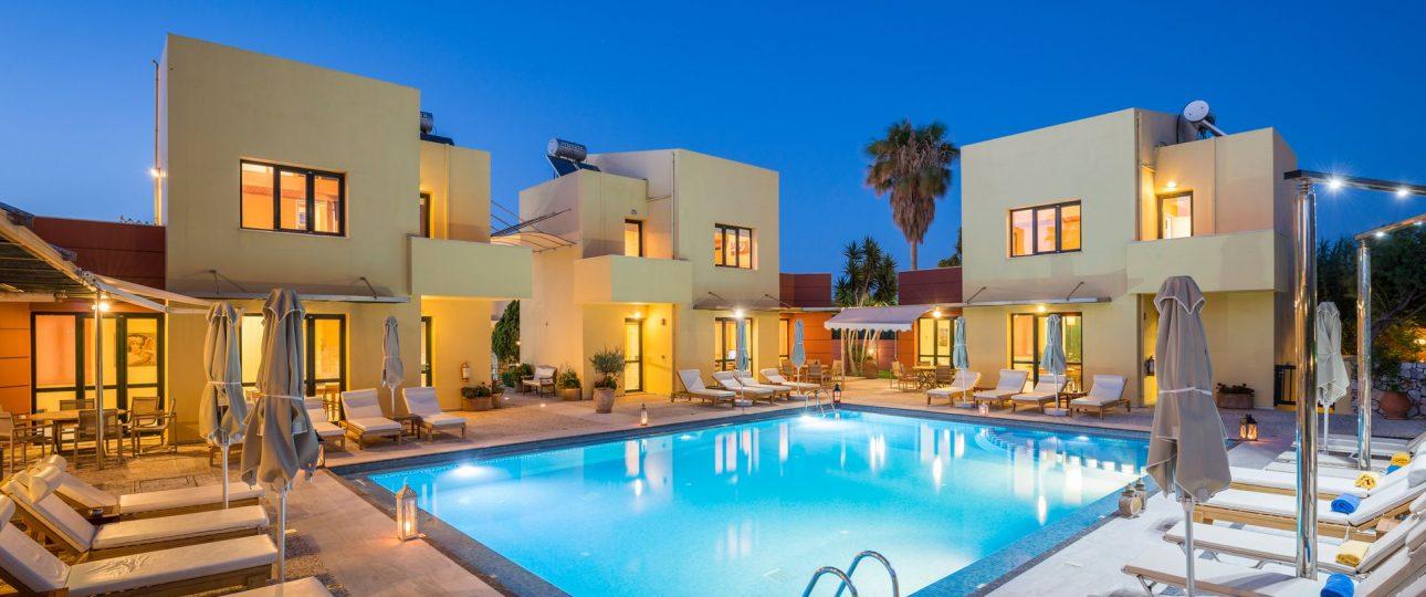 Daphnis Villas Kreta