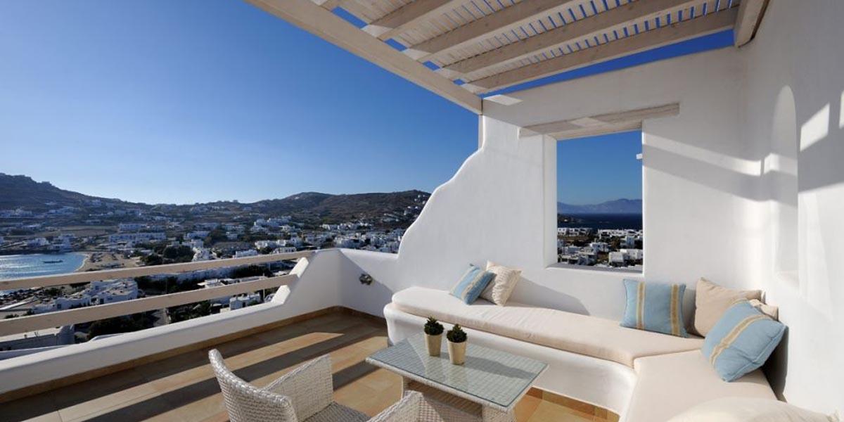 Deliades Hotel Mykonos
