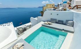 Diamond Luxury Suites Santorini
