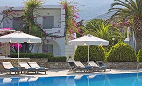 Dionysos Resort****  in Mylopotas