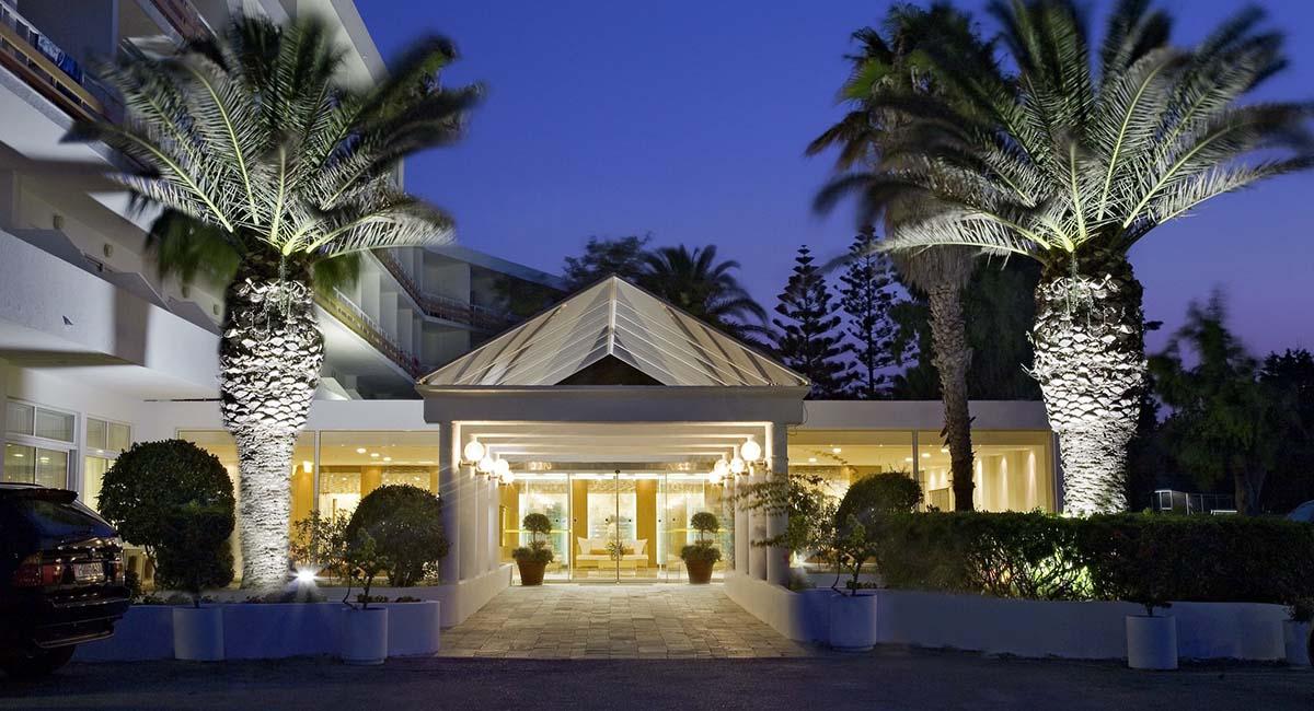 Eden Roc Resort Rhodos