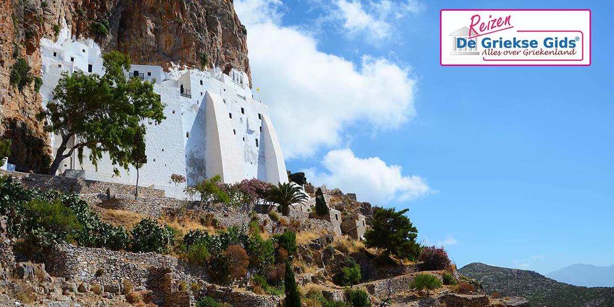 Eilandhoppen Amorgos Astypalaia Athene
