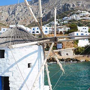 Eilandhoppen Amorgos, Astypalaia, Athene