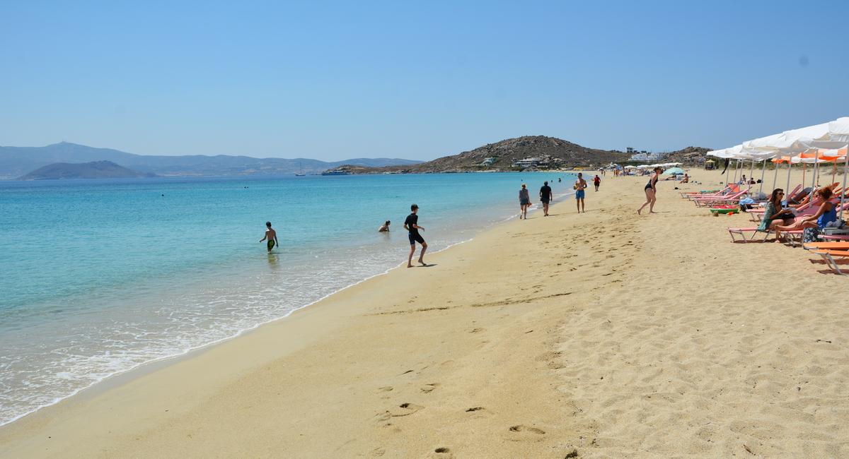 Eilandhoppen Amorgos Naxos Santorini