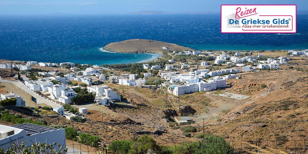 Eilandhoppen Andros Tinos Naxos