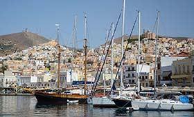 Eilandhoppen Andros - Tinos -  Syros