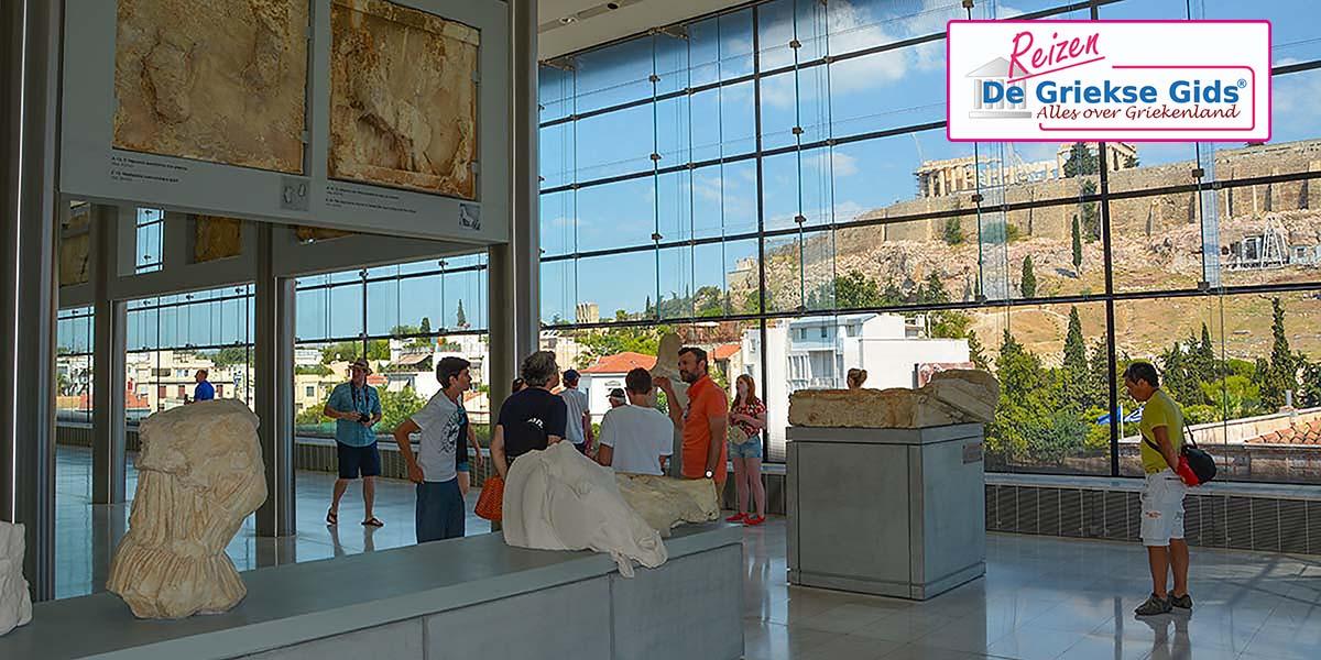 Eilandhoppen Athene Aegina Angistri