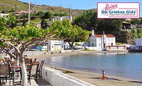 Eilandhoppen Athene, Andros & Mykonos