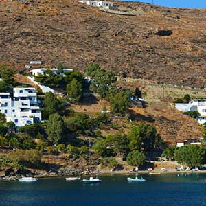 Eilandhoppen Kythnos, Sifnos & Athene