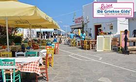 Eilandhoppen Athene, Paros & Santorini