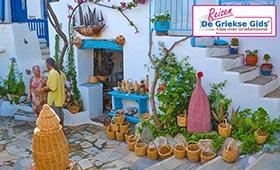 Eilandhoppen Athene-Syros-Tinos