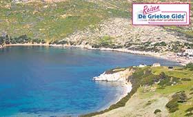 Eilandhoppen Evia, Skyros (incl. auto)