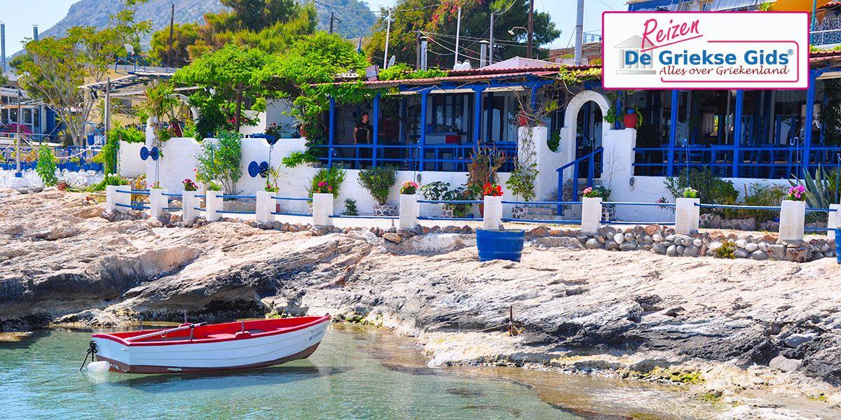 Eilandhoppen Hydra Poros Aegina