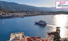 Eilandhoppen Hydra, Poros en Aegina