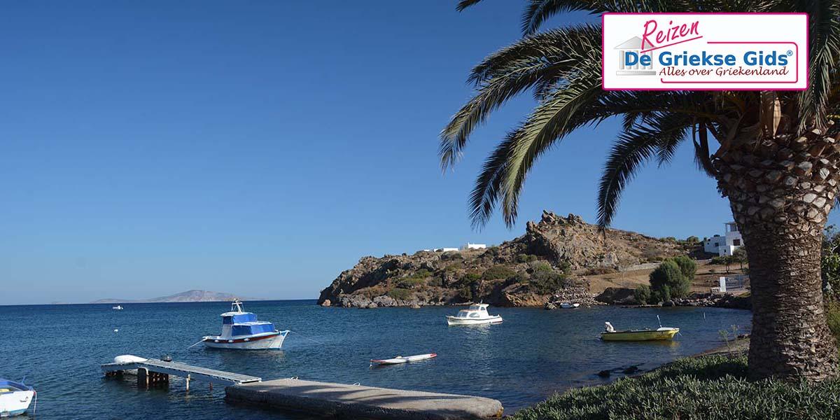 Eilandhoppen Kos Patmos Samos