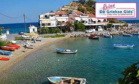 Eilandhoppen Kos, Patmos & Samos