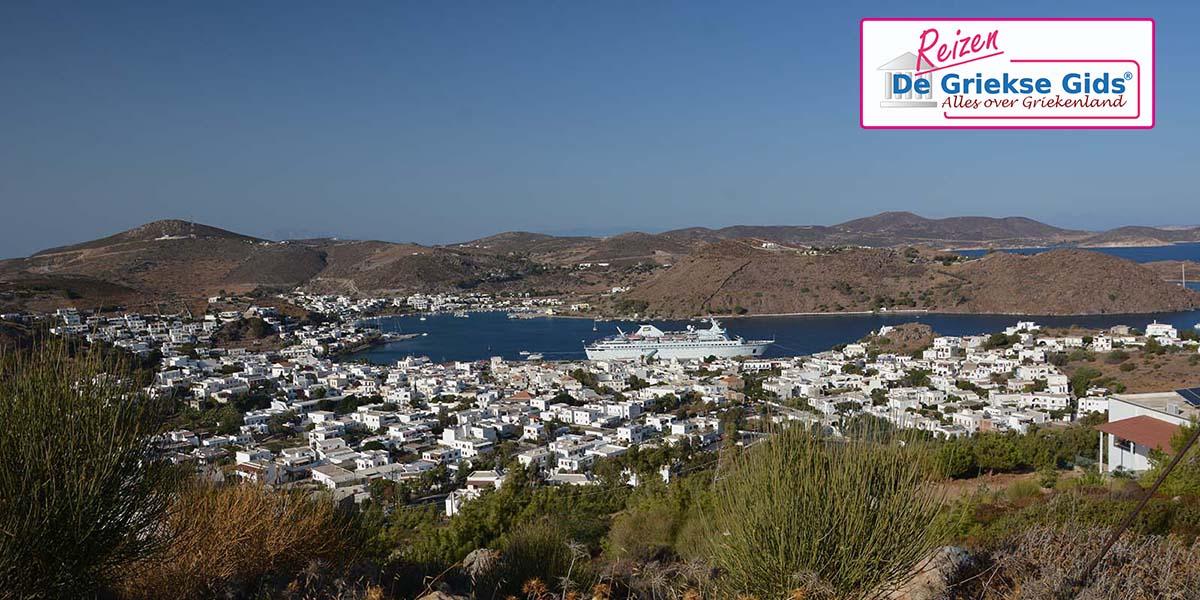 Eilandhoppen Kos Patmos