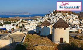 Eilandhoppen Kreta, Ios & Santorini