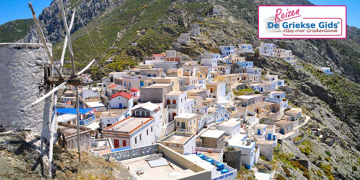 Eilandhoppen Kreta Karpathos