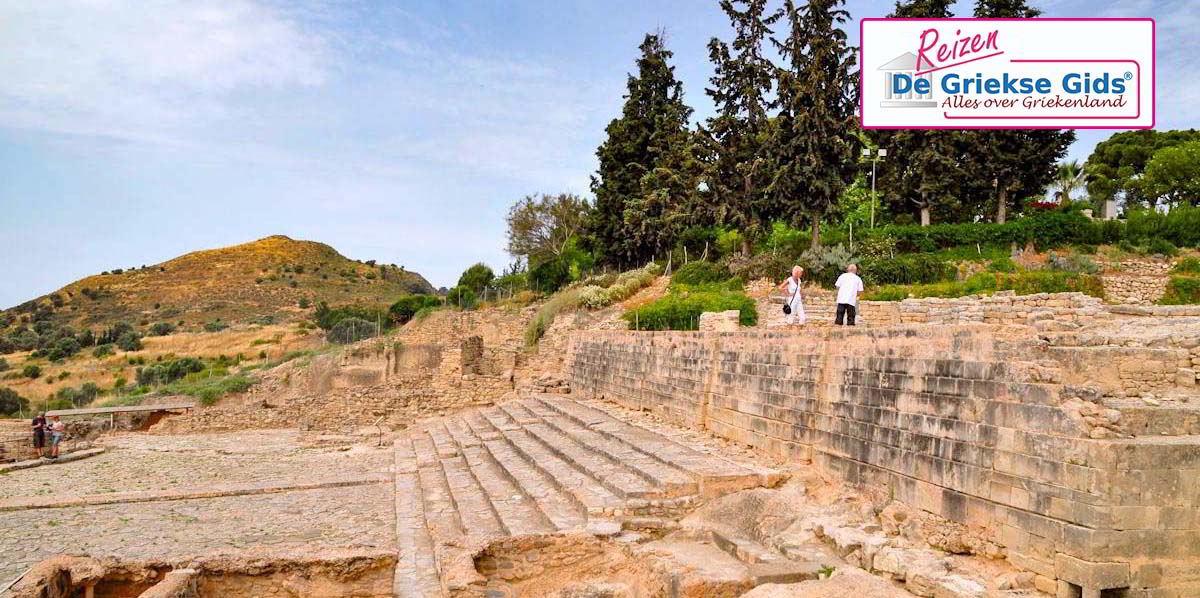 Eilandhoppen Kreta Milos Athene