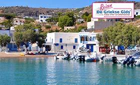 Eilandhoppen Kreta, Milos & Kimolos