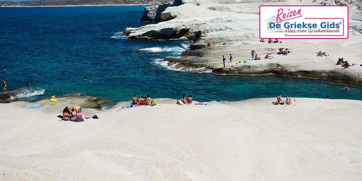Eilandhoppen Kreta Milos