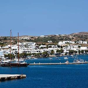 Eilandhoppen Kreta & Milos