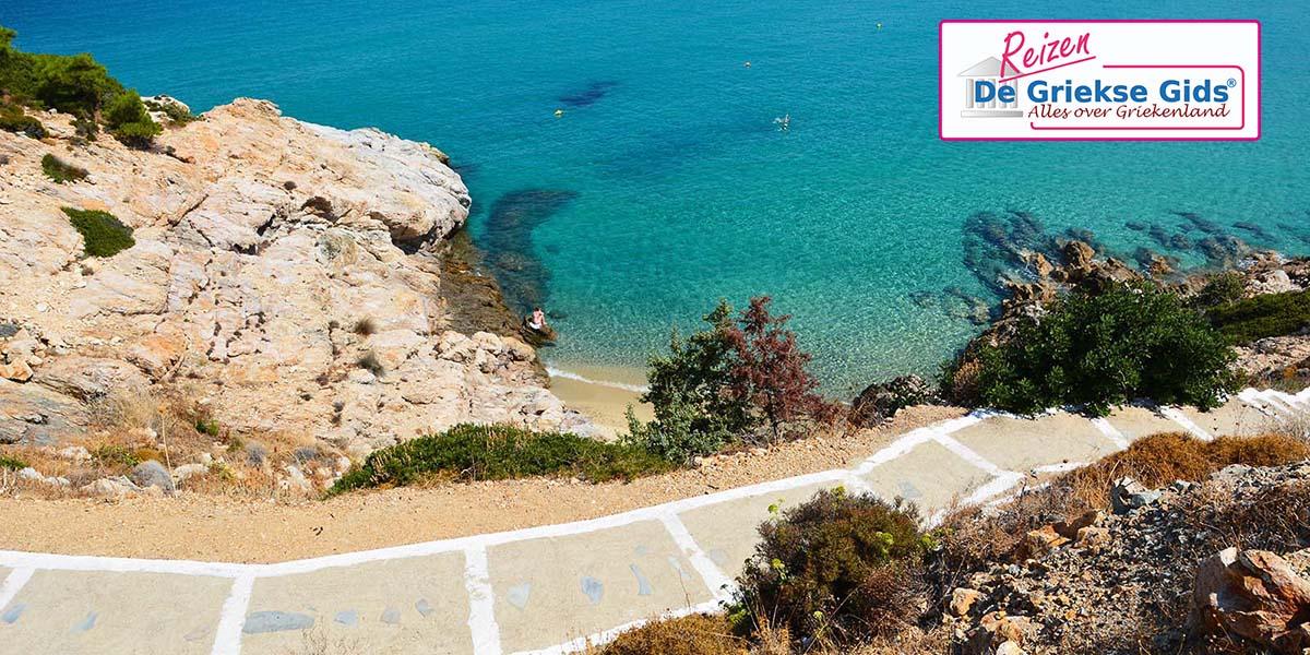 Eilandhoppen Mykonos Ikaria