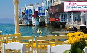 Eilandhoppen Mykonos & Ikaria