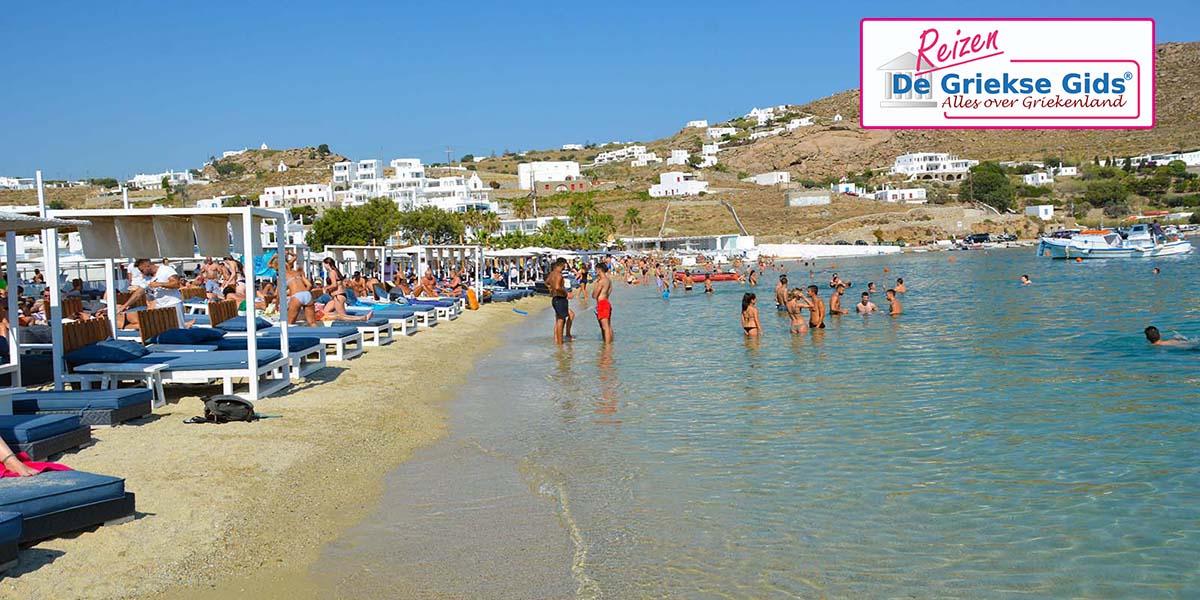 Eilandhoppen 3* Naxos Mykonos