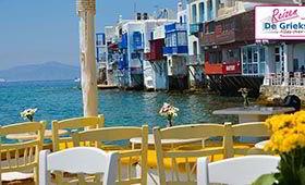 Eilandhoppen 3* Mykonos & Paros