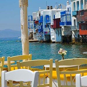 Eilandhoppen Mykonos & Paros