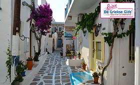 Eilandhoppen Mykonos, Paros, Naxos & Santorini
